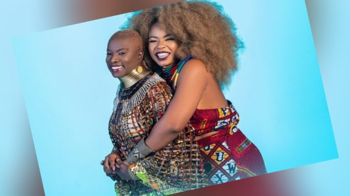 Shekere By Yemi Alade Featuring Angelique Kidjo Review