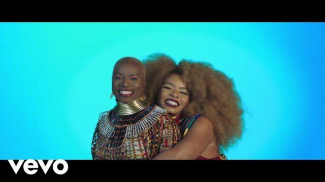 [Lyrics] Yemi Alade – Shekere (feat. Angelique Kidjo)