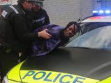 Naira Marley with UK Police