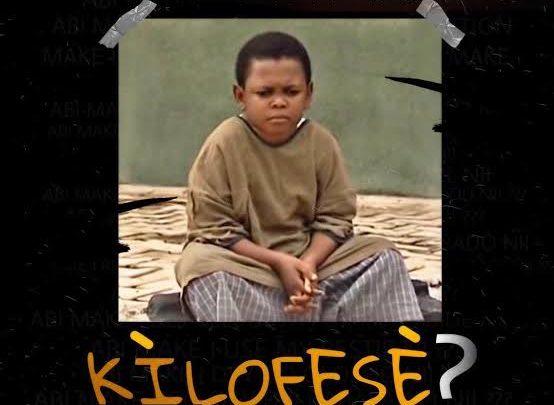"""Pepenazi """"Kilofeshe"""" Lyrics (feat. Qdot & Bravo G)"""