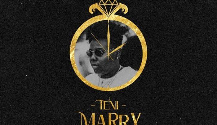 """Teni """"Marry"""" Lyrics"""