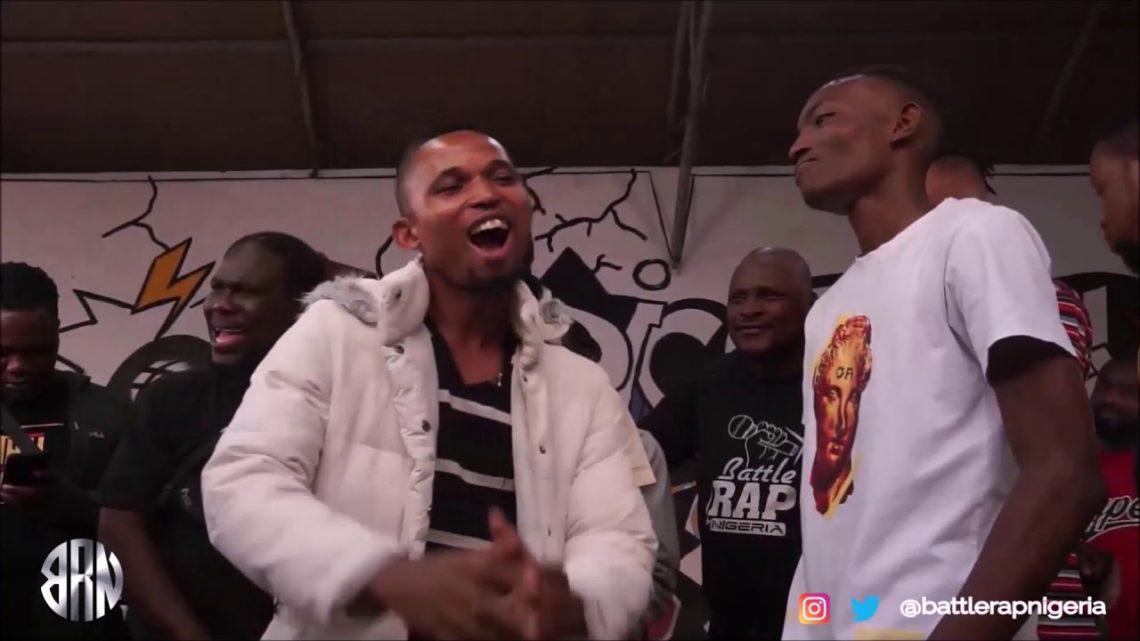 [Battle Rap] Mano vs Gzone