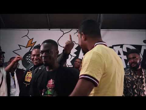 [Battle Rap] Bossie vs Khaff Bangz