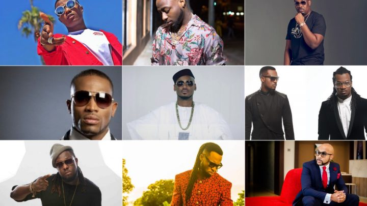 Top 10 Nigerian Richest Male Singers 2020