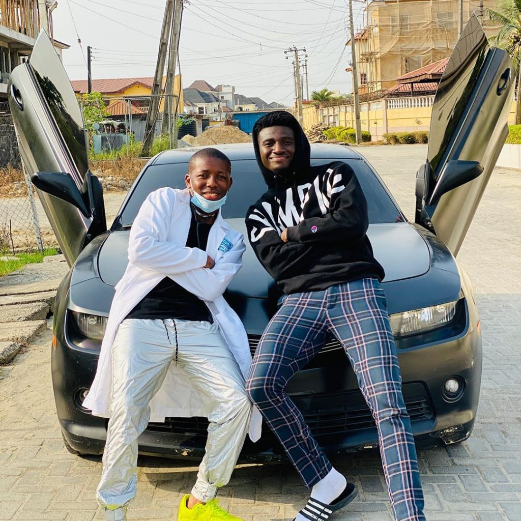 nastyblaq and small doctor
