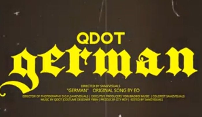 "Qdot ""German"" Lyrics"