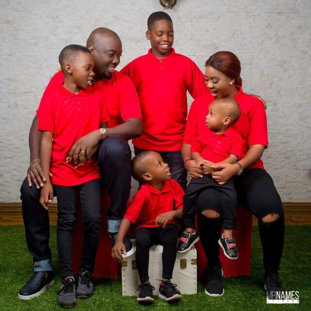 obi cubana and family