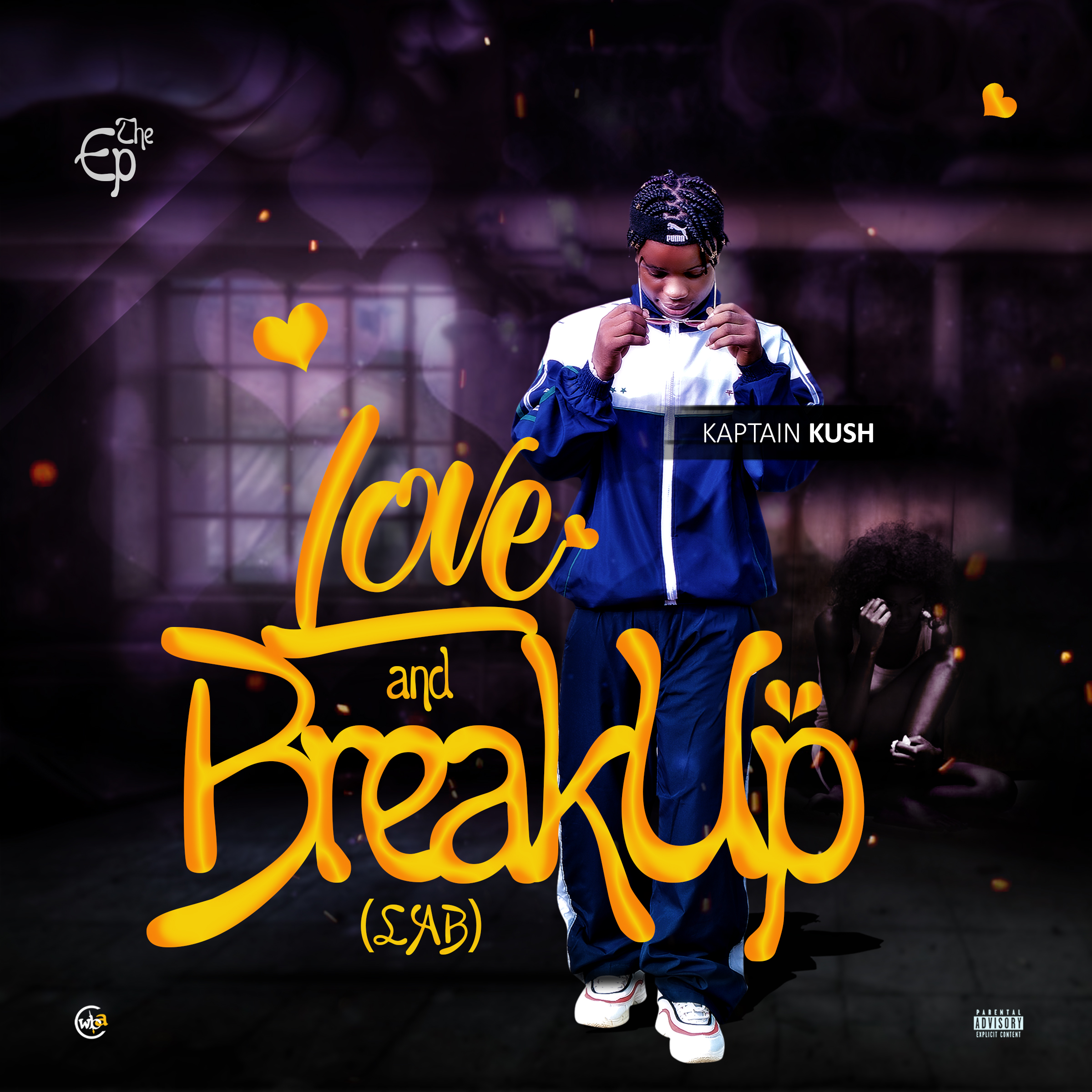 [EP Album] Kaptain Kush – Love and Breakup (L.A.B)