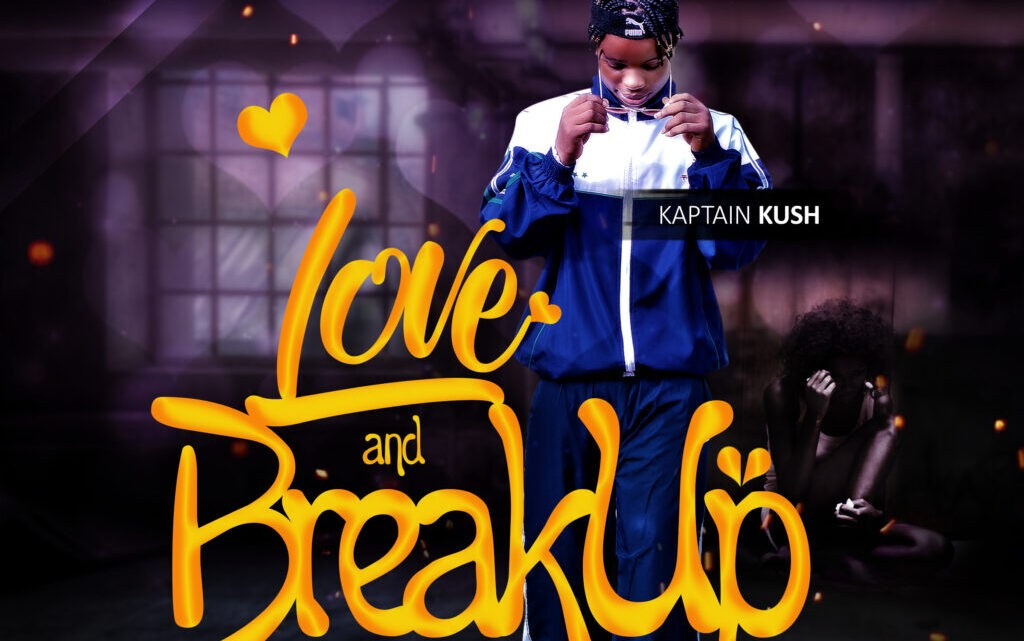 Kaptain Kush Out With Love and Breakup (L.A.B.) EP