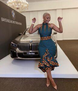 Mihlali Ndamase Biography (TheCityCeleb.Com)