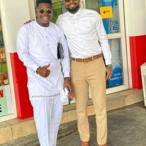 Mr Macaroni with Basketmouth