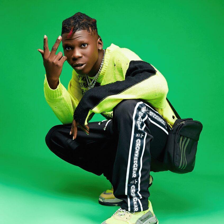 Seyi Vibez Biography (TheCityCeleb.Com)