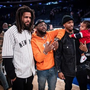 davido and j cole