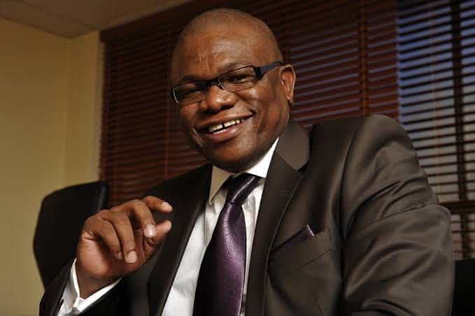 Geoff Makhubo Biography: Political Career, Family Life & Education