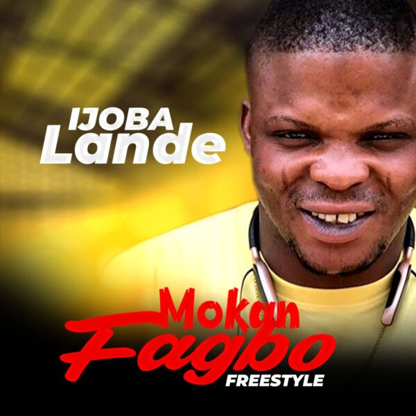 Ijoba lande mokan fagbo art work