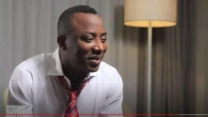 Omoyele Sowore Biography: Picture, Net Worth, Wife, Child, News, Age
