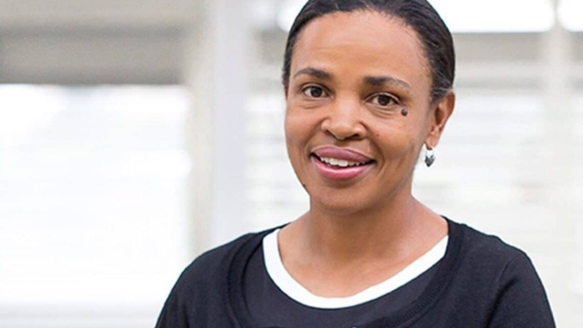 Portia Derby Biography: Salary, Net Worth, Age, Transnet, Qualification, Husband