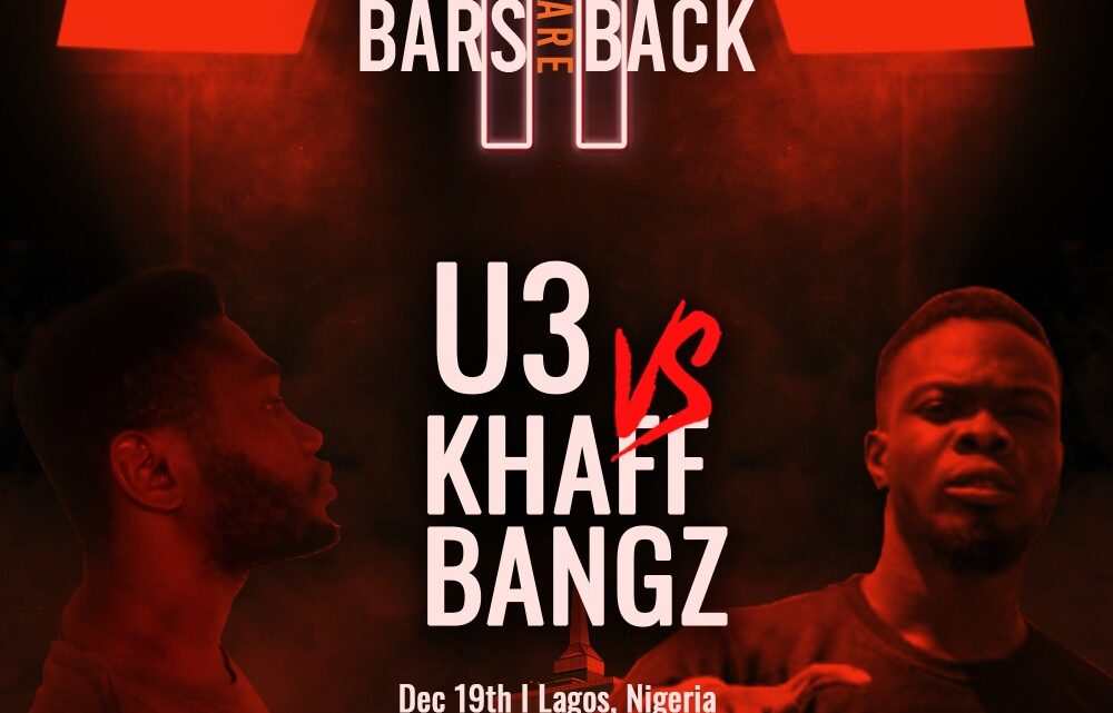[Battle Rap] Khaffbangz vs U3 (Bars Are Back 2)