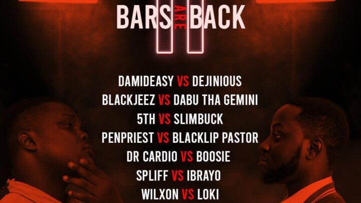 [Rap Battle] Dejinious vs Damideasy (Bars Are Back 2)
