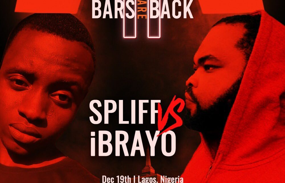 [Nigerian Battle Rap] Spliff vs iBrayo