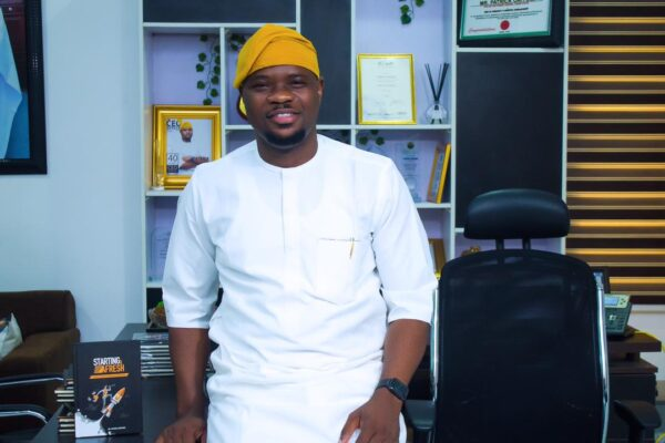 Dr. Patrick Oriyomi Biography, Age, Book, Career, Photos, Net Worth, Books, Achievements & More