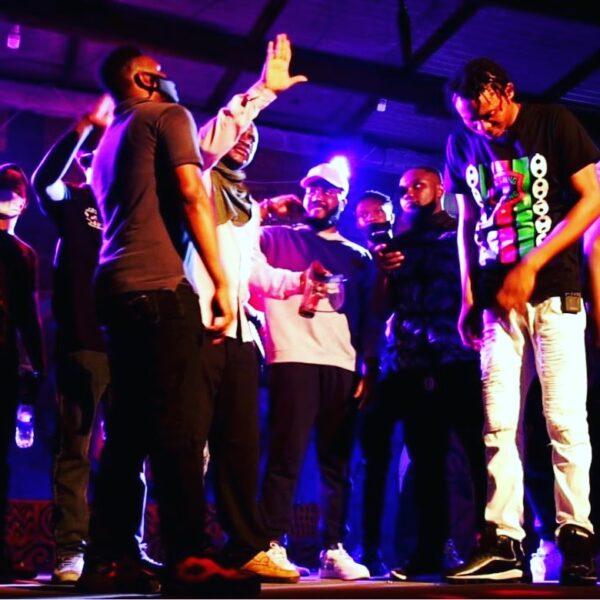 Battle Rap Nigeria U3 vs Spikey (March Mayhem)
