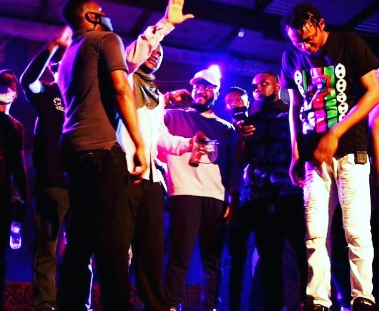 [Battle Rap Nigeria] U3 vs Spikey (March Mayhem)