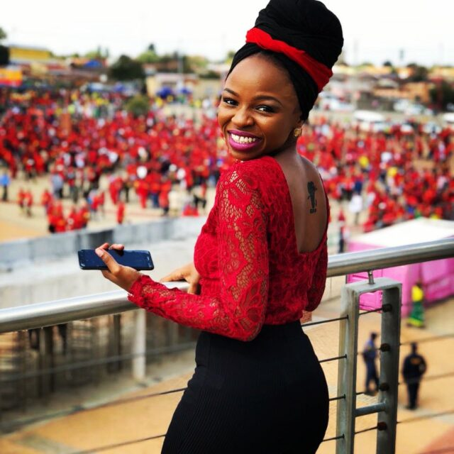 Naledi Chirwa Biography: Age, Net Worth, Nationality, Instagram, Wikipedia, Salary, Husband, Mother, Boyfriend