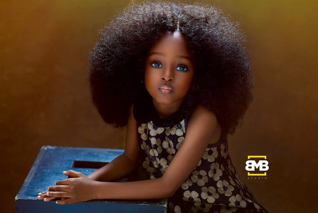 Top 7 Most Beautiful Kids in the World