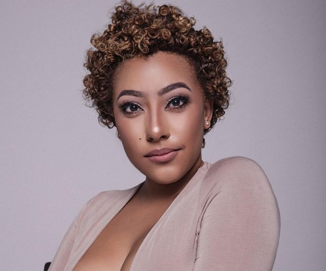 Mbali Nkosi Biography: Husband, Age, Net Worth, Parents, Race, Siblings, Coloured, Wikipedia, Sister