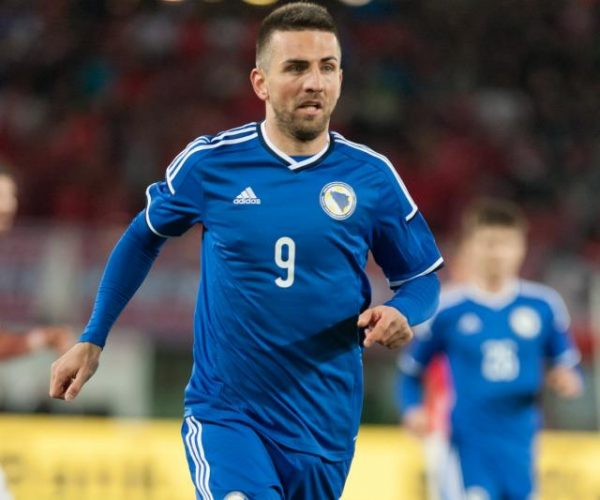 Vedad Ibisevic Biography, Age, Salary, Net Worth, Club, FIFA, News, Girlfriend, Spouse, Wikipedia, Height, Instagram