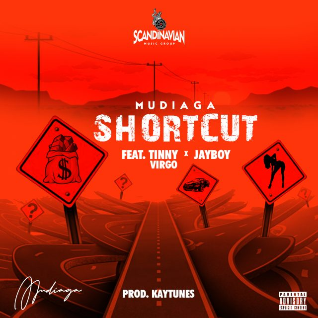 [Music] Mudiaga – Shortcut (feat. Tinny Virgo & JayBoy)