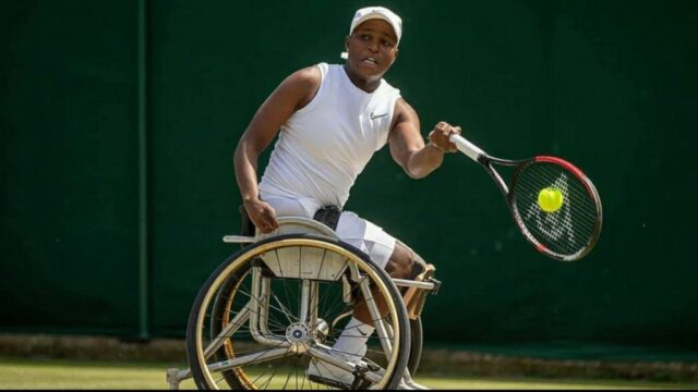Kgothatso Montjane Biography: Age, Net Worth, Instagram, School, Parents, Disability, Married Husband, Coach